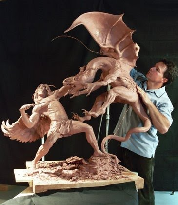 Sam Wickey - Sculptor & Film Producer